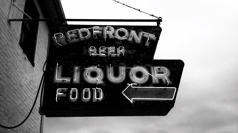 New Paris Vintage Sign