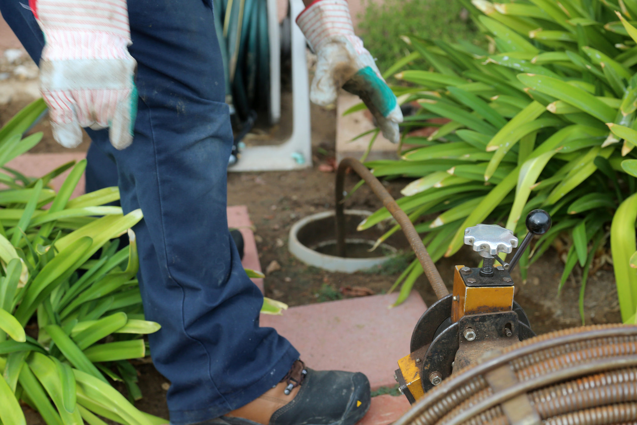 Should I Clear a Clogged Drain With a Snake or Hydro Jet?