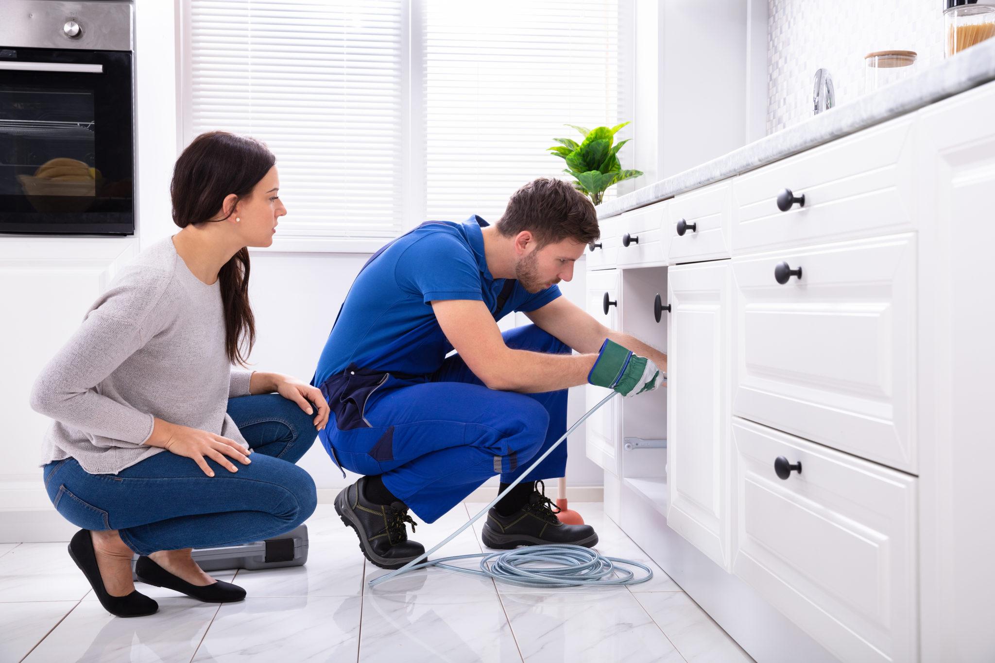 What do plumbers do?