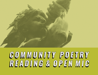 Collins Residency Community Poetry Reading Nov 30 at Rozz-Tox