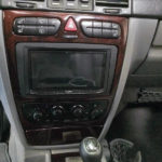 Mercedes G500 custom install