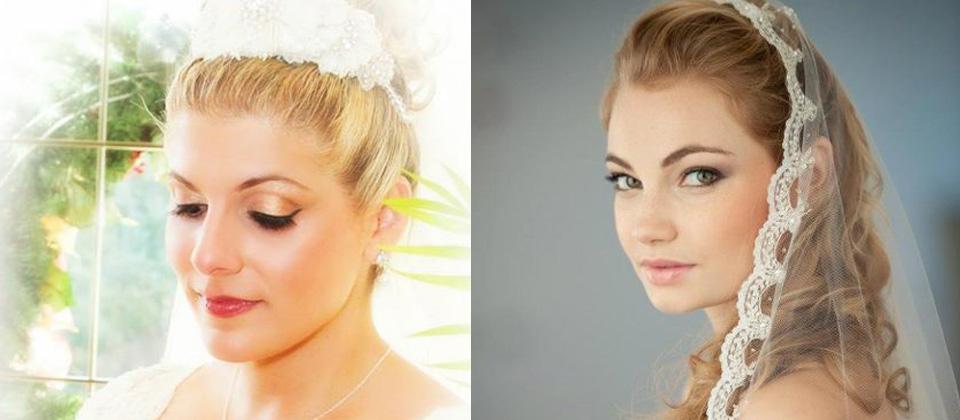 wedding and bridal hair and makeup