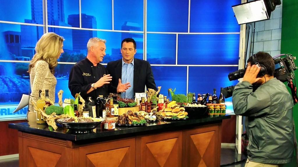 Cooking Class on Fox Orlando