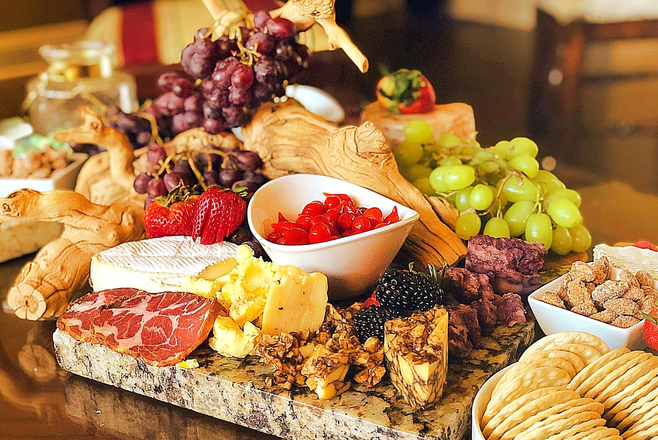 Chef Bob's Cheese & Charcuterie Boards