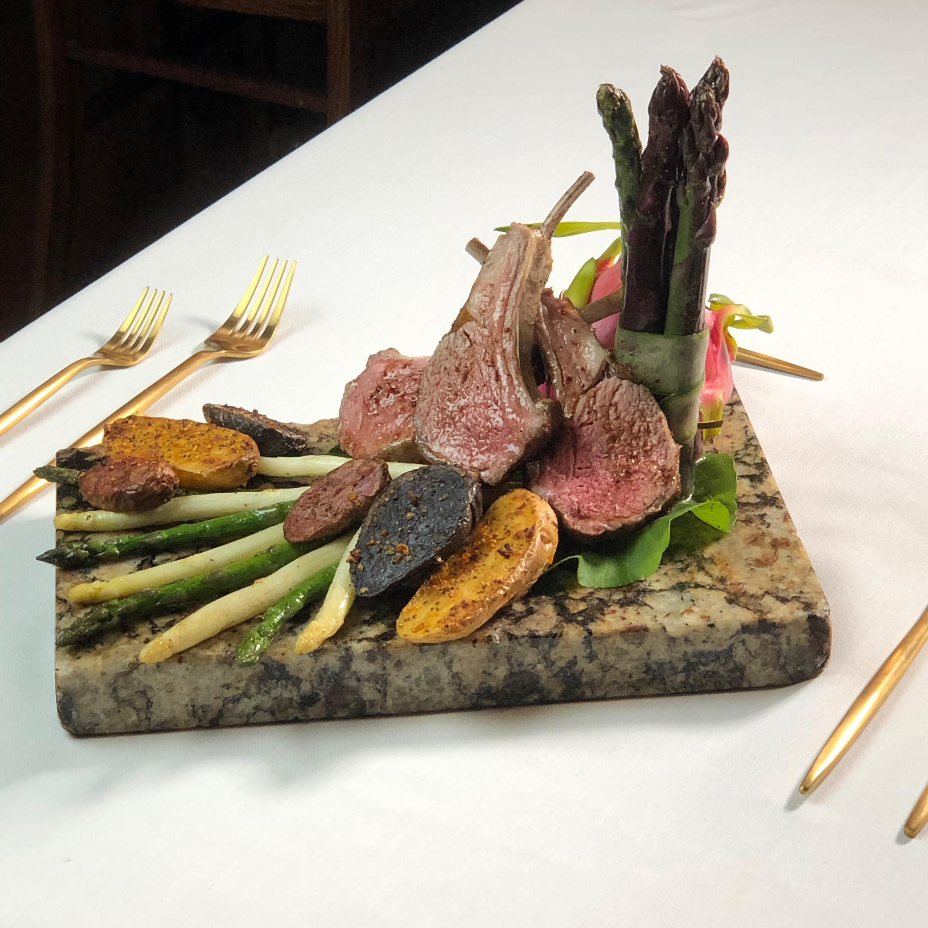 Chef Bob's Lamb Chops
