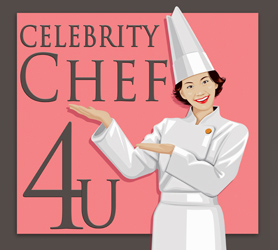 Chef Bob Partner: Celebrity Chef For You