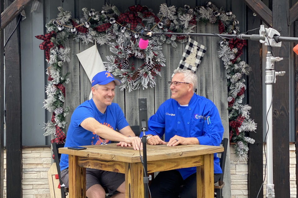 RockPit Brewing & Chef Bob