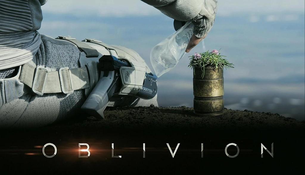 OBLIVION 12 Nisan'da gösterime giriyor
