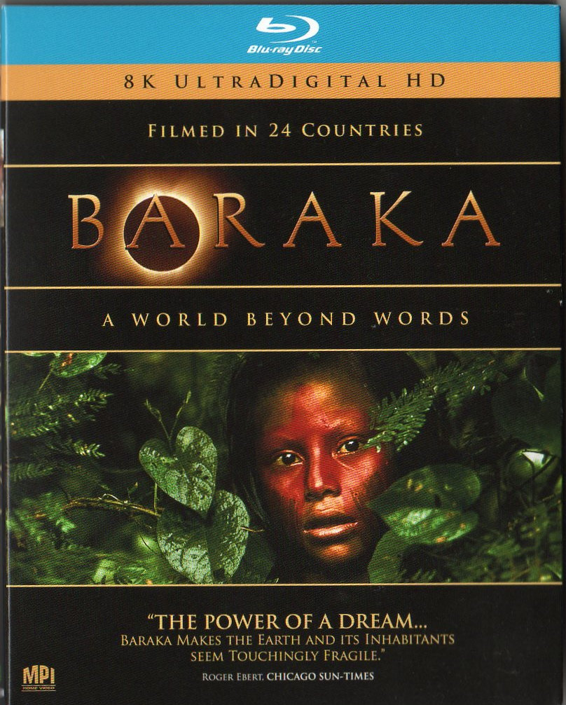 Baraka.Blu-ray
