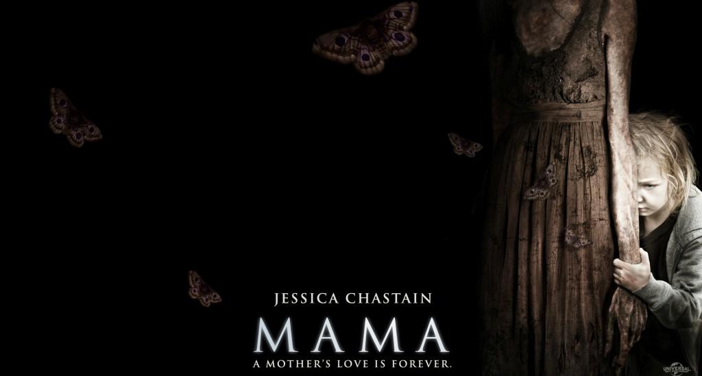 Jessica Chastain MAMA ile korkutuyor