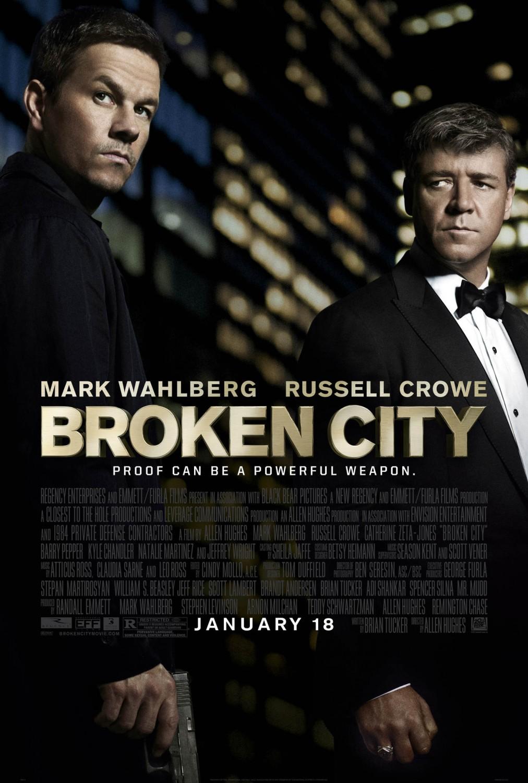 Marl Wahlberg ve Russell Crowe'dan Broken City (Bitik Şehir) sinemalarda (1)