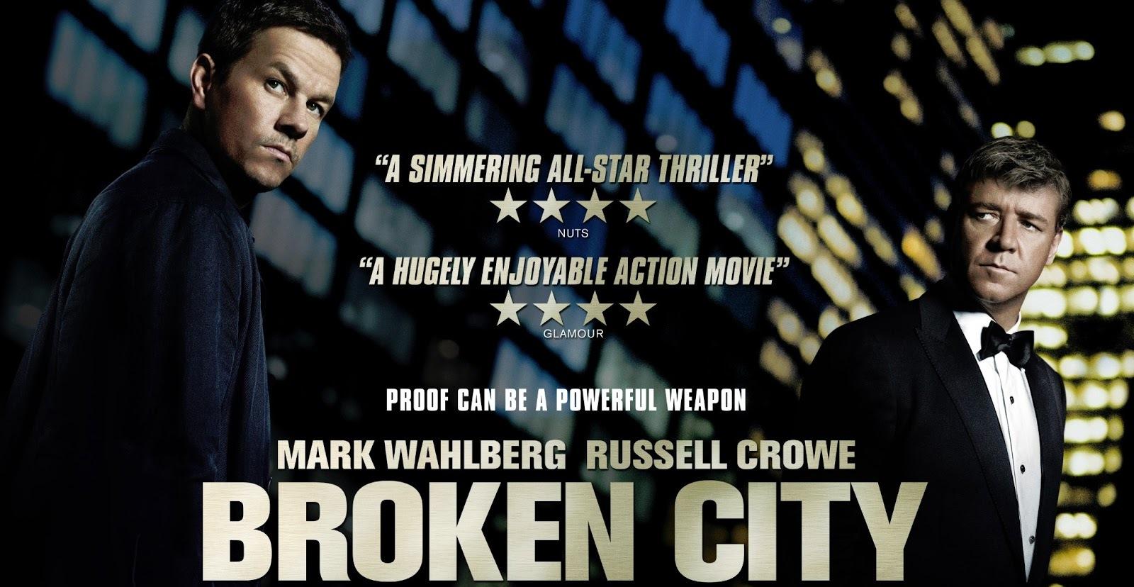 Broken City (Bitik Şehir) Sinemalarda