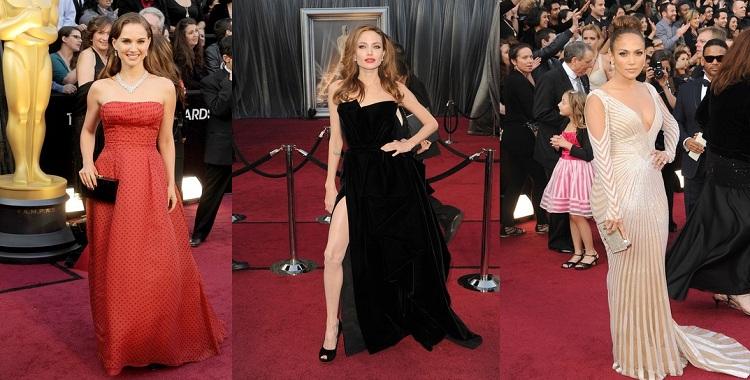 2012 Oscar Ödül Töreninde Neler Giyilmişti?