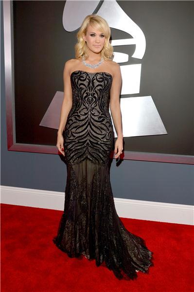 Carrie Underwood En İyi Country Müzik Solo Performansı