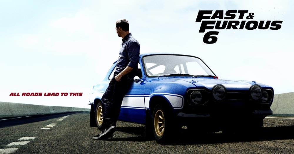 Hızlı ve Öfkeli 6 / Fast & Furious 6, 24 Mayıs'ta gösterimde