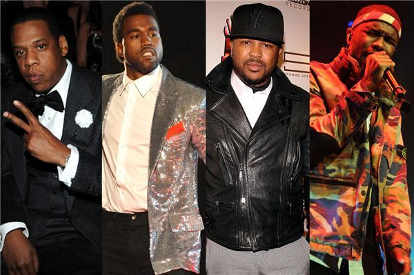 EN İYİ RAP/SUNG ORTAK ÇALIŞMASI No Church In The Wild Jay-Z & Kanye West Featuring Frank Ocean & The-Dream