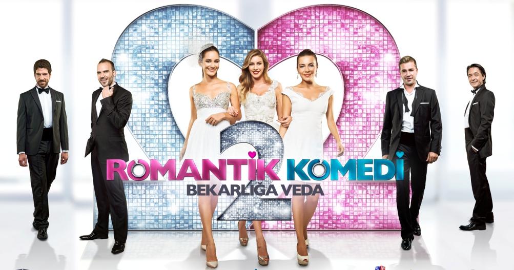 Romantik Komedi 2: Bekarlığa Veda 14 Şubat'ta gösterimde