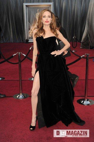 Angelina Jolie - Oscar Töreni