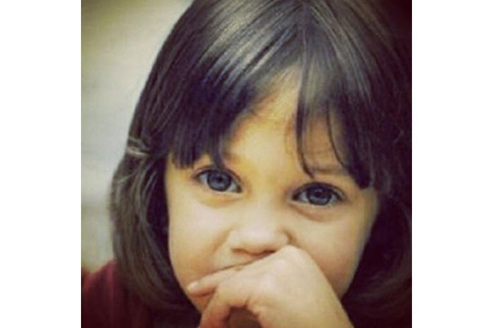 Hürrem Sultan Çocukluk Fotoğrafını Yayınladı