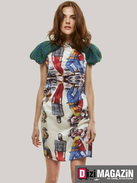 İntikam 11. Bölüm Kıyafetleri Cemre Elbisesi