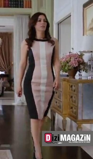 İntikam 14. Bölüm Şahika Elbisesi