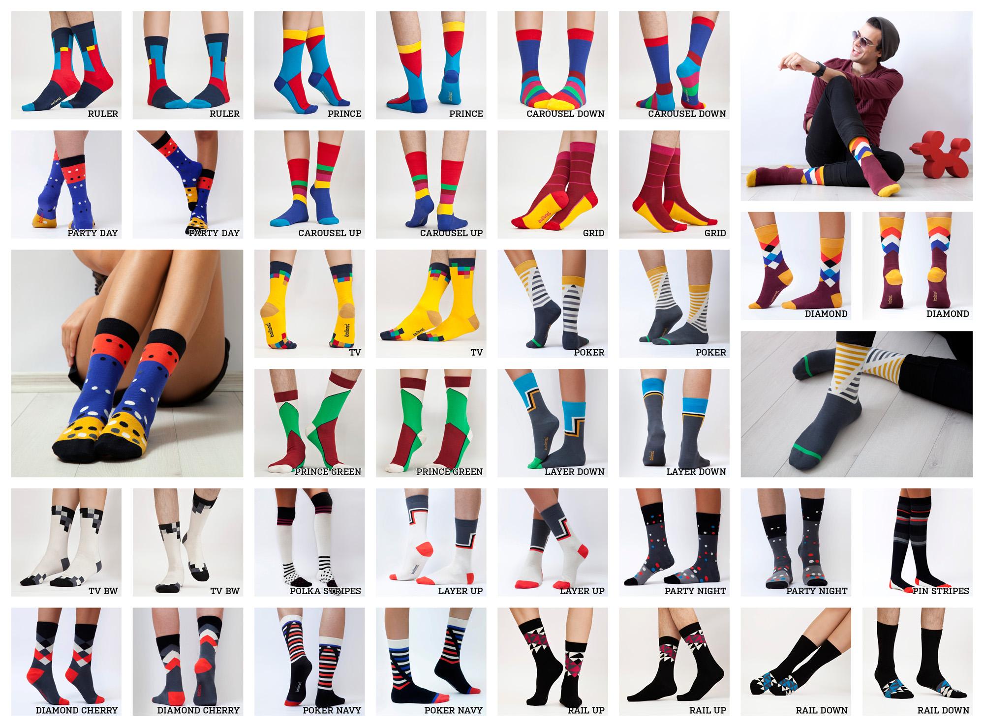 Yalan Dünya'nın Renkli Çorapları