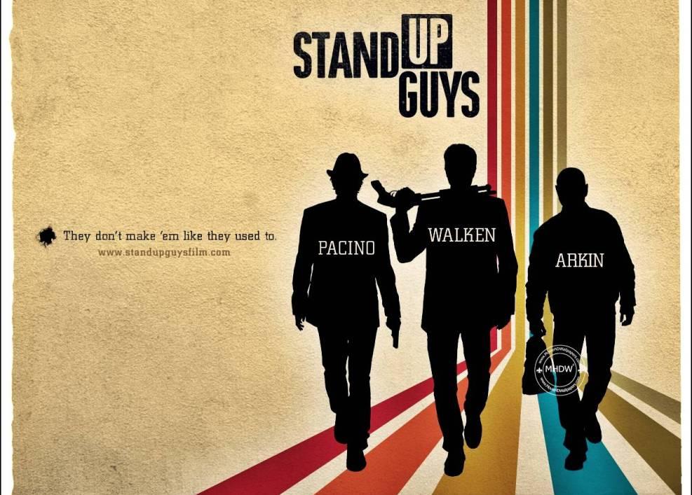 STAND UP GUYS / ESKİ DOSTLAR 3 Mayıs Cuma gösterimde