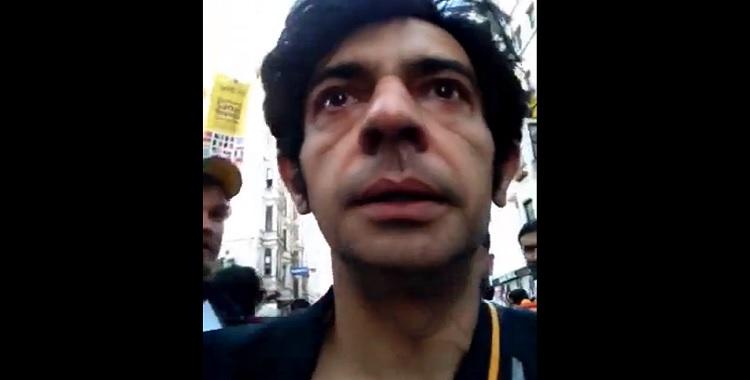 Okan Bayülgen'den Gezi Parkı Protesto Videosu