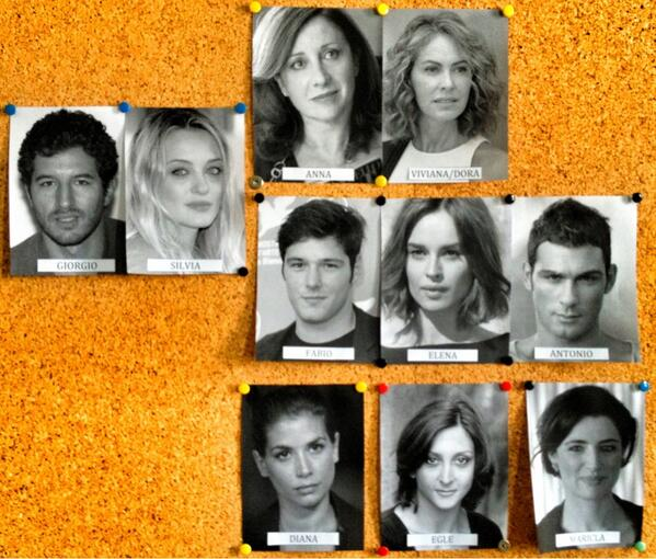 Ferzan Özpetek'in Yeni Filmi 'Kemerleri Bağlayın' Allacciate Le Cinture Çekimlerine Başlandı