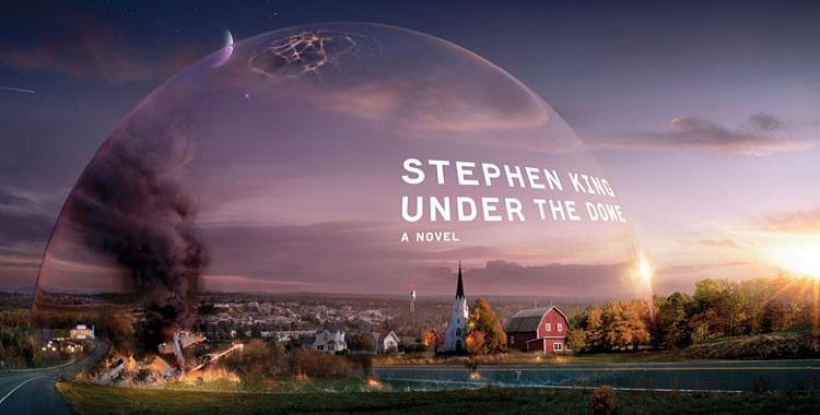 Stephen King'in Kitabı Under The Dome Dizi Oluyor