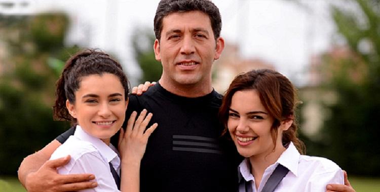 Engin Akyürek ve Farah Zeynep'den Yeni Film