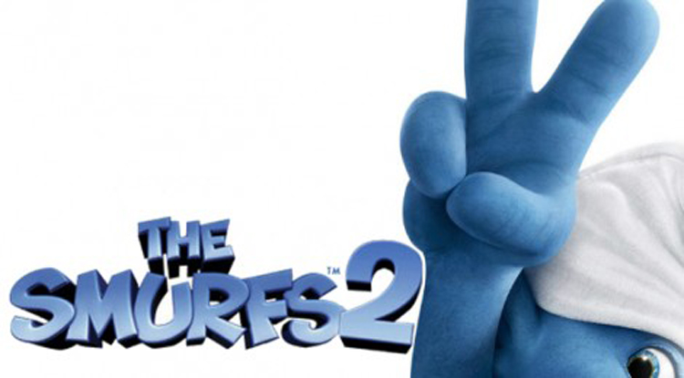 The Smurfs 2 / Şirinler 2