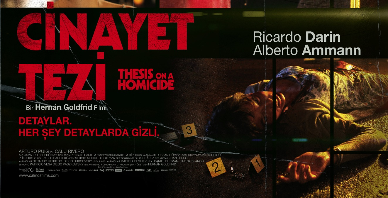 Thesis on a Homicide / Cinayet Tezi