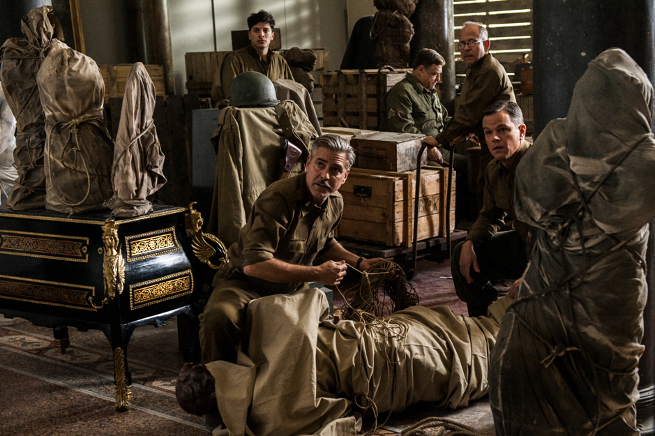 Efsane-Avcilari-The-Monuments-Men-film-movie