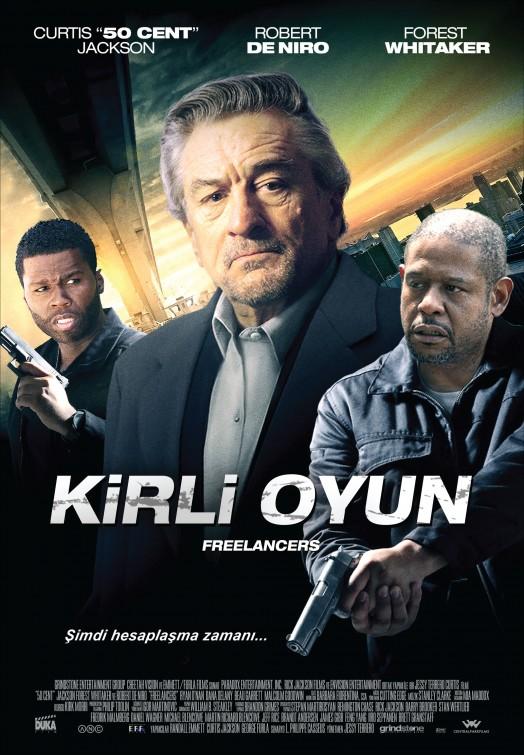 Freelancers-Poster-Kirli-Oyun-Afis-film-movie