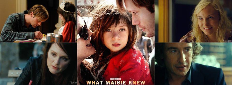 WHAT MAISIE KNEW / Arada Kalan