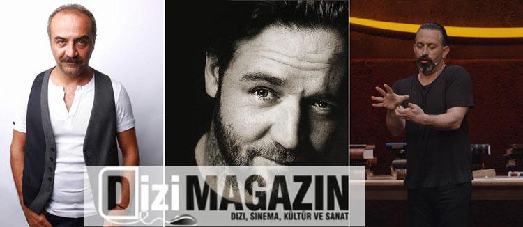 Russell Crowe'dan Yılmaz Erdoğan Ve Cem Yılmaz'a Övgü
