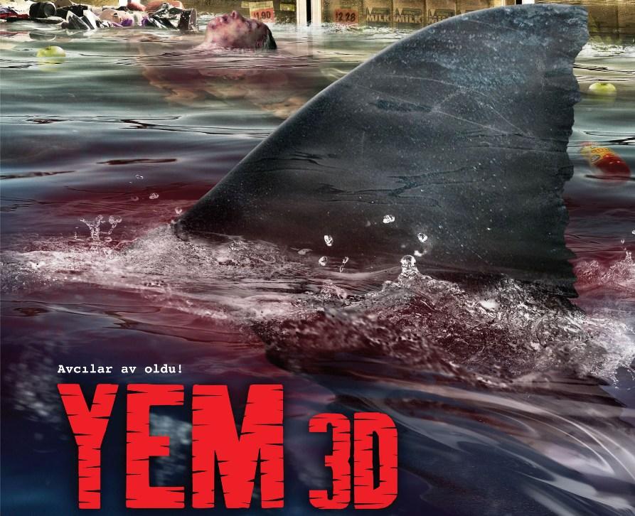 YEM 3 Boyutlu / BAIT 3D