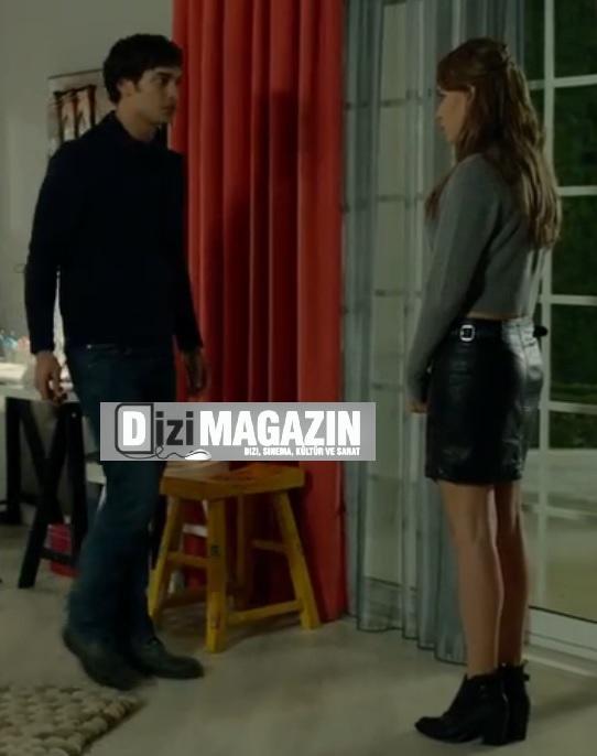 Medcezir 5. Bölüm Mira - Serenay Sarıkaya Kıyafeti -  Kazağı H&M