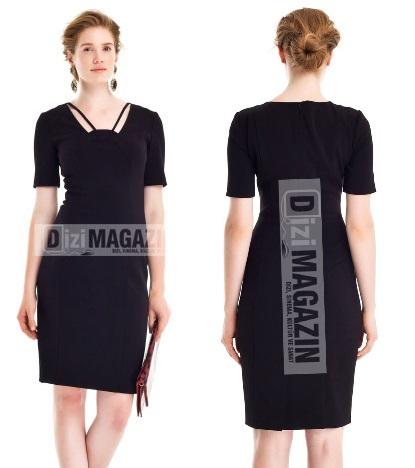 İntikam Şahika Elbisesi - İpekyol