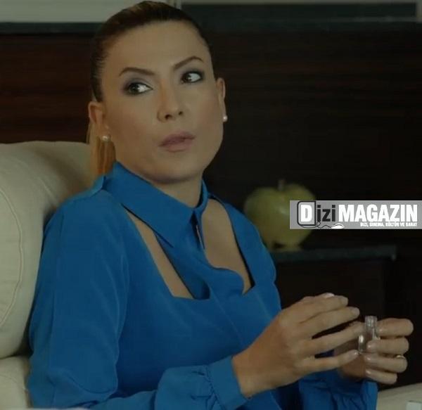Medcezir 7. Bölüm Sude Saks Mavi Bluz