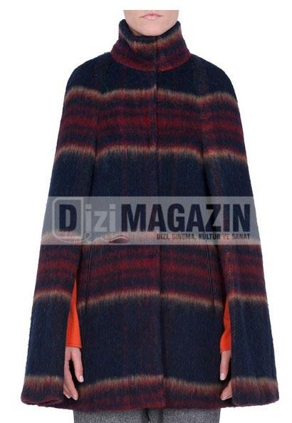 Medcezir Mira - Serenay Sarıkaya - Kıyafetleri Mira'nın Paltosu Max&Co