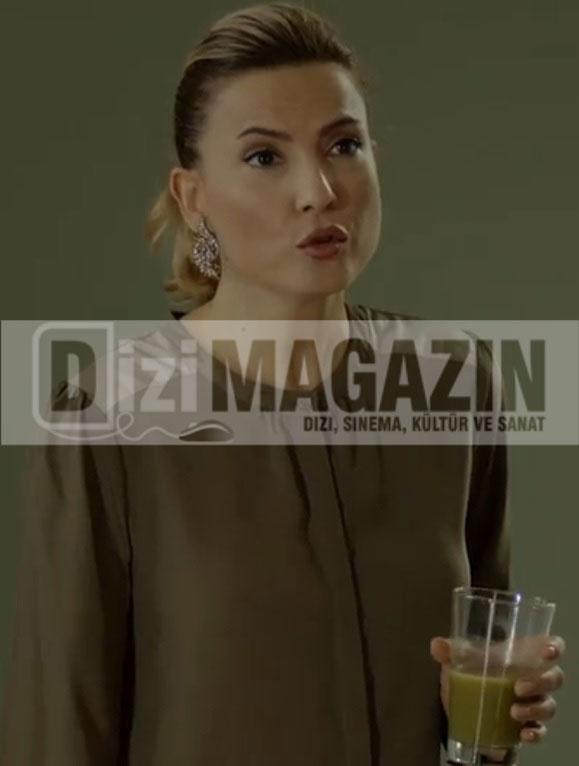 Medcezir 8. Bölüm Sude - şebnem Dönmez - Bluzu İpekyol