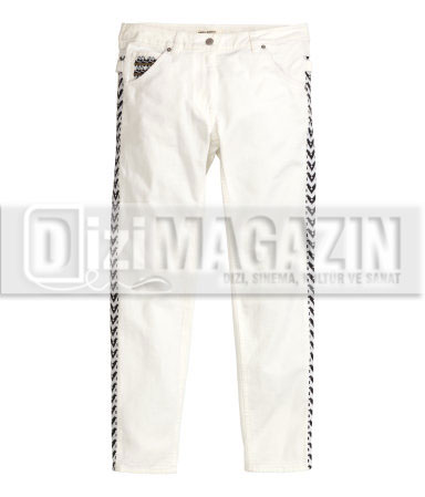 Medcezir 8. Bölüm Mira - Serenay Sarıkaya - Pantolonu H&M