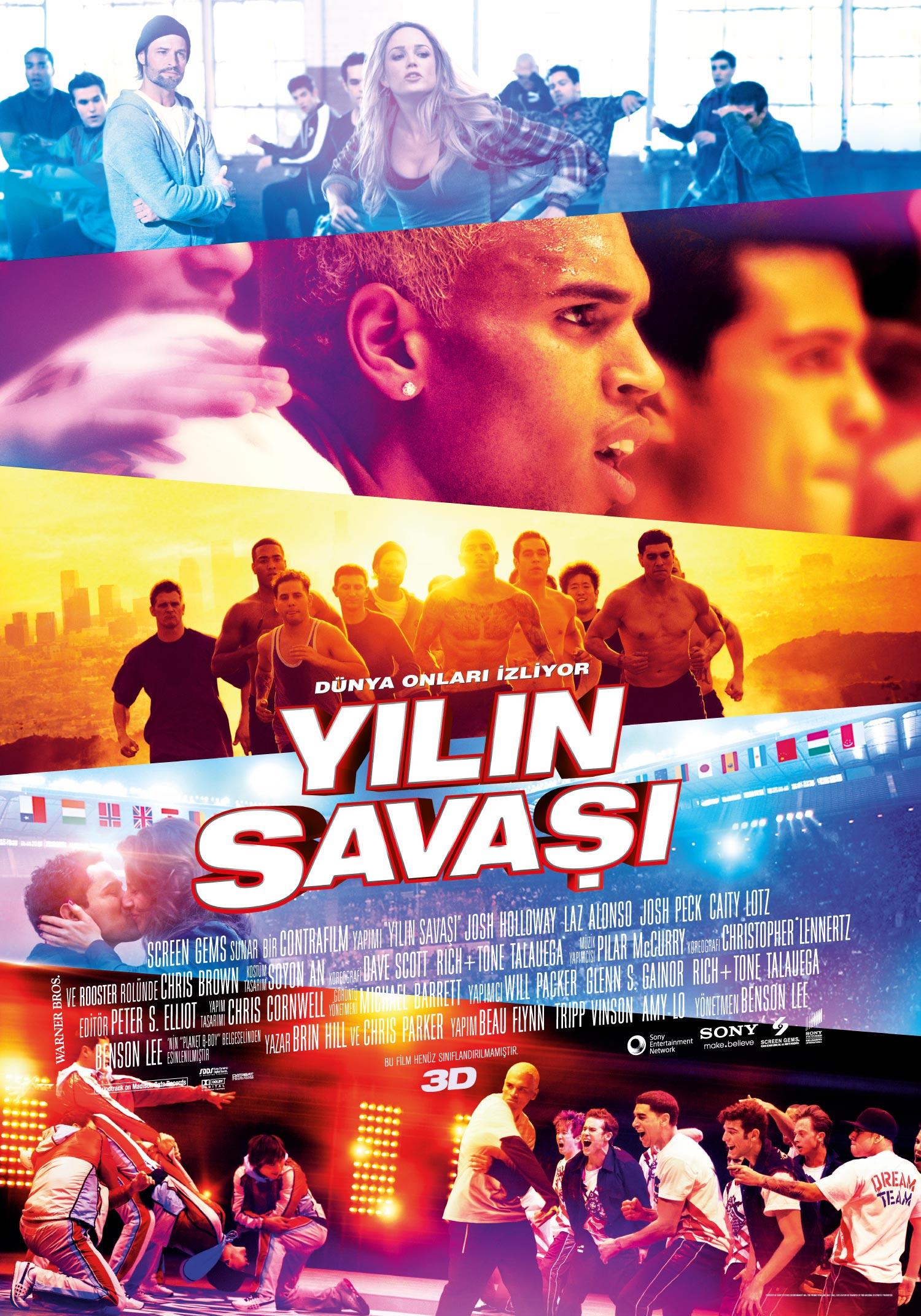 Yılın Savaşı Filmi Afişi