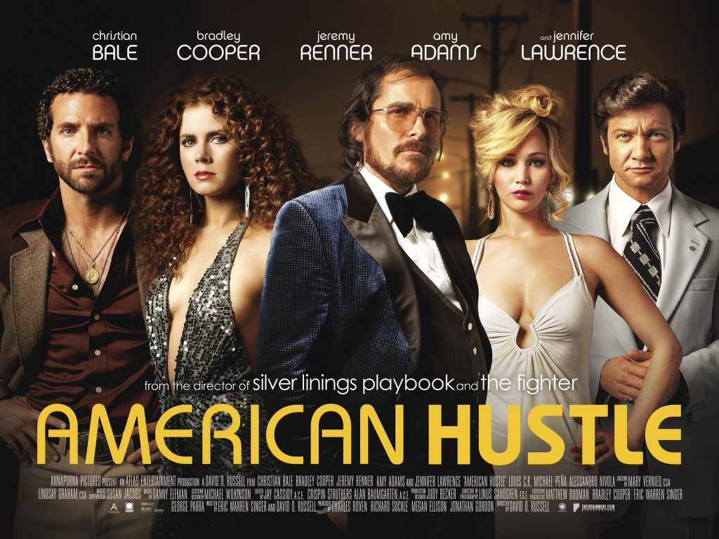 Düzenbaz / American Hustle