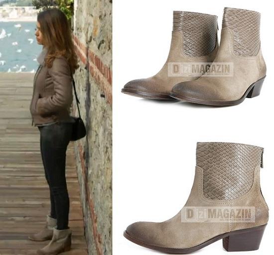 İntikam Yağmur'un Ayakkabıları Zadig&Voltaire