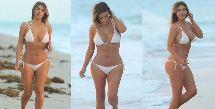 Kim Kardashian Kilolarından Nasıl Kurtuldu?