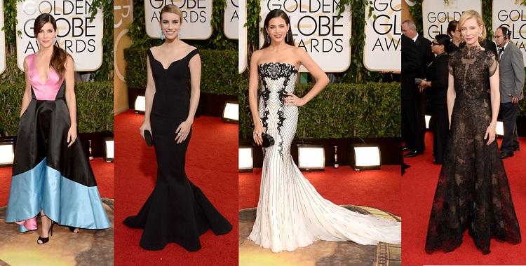 Golden Globe Şıklık Yarışını Kim Kazandı?