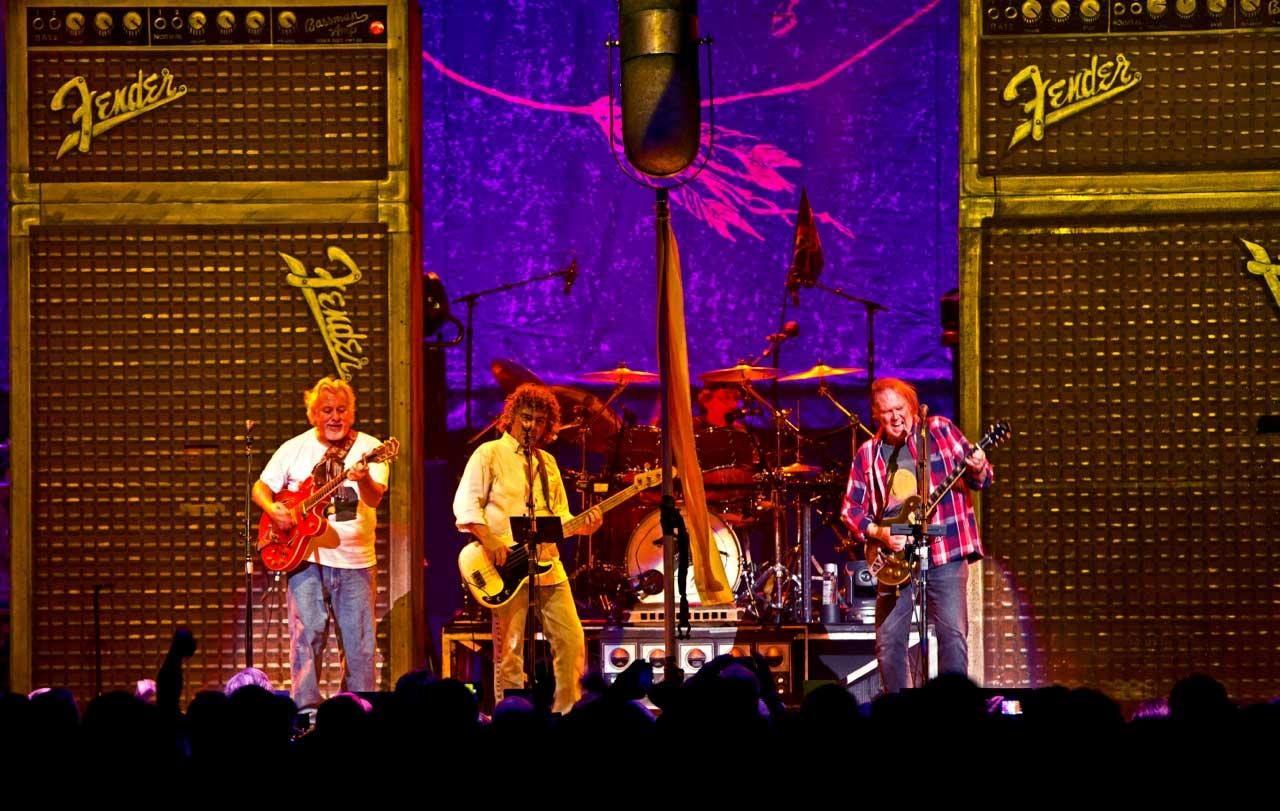 Neil Young İstanbul Konseri